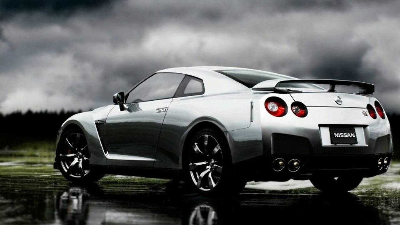 Standard Nissan GT-R