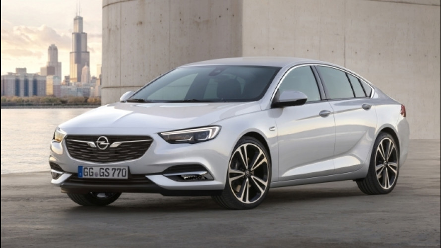 Opel Insignia Grand Sport, quando la berlina si crede coupé