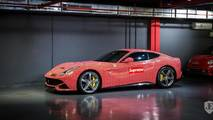 2014 Ferrari F12 Berlinetta
