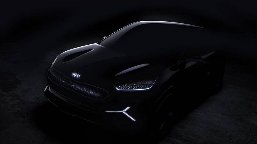 Kia Niro EV Concept Teased Ahead CES Debut