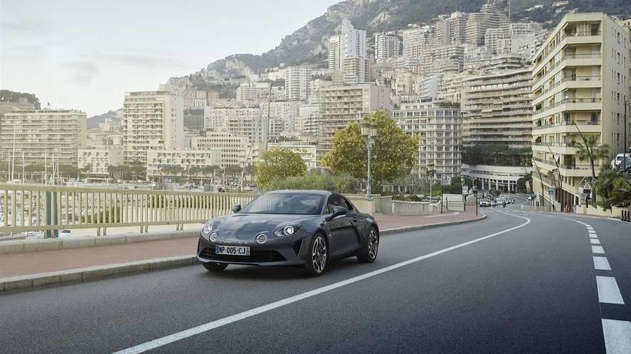 Deux nouveaux modèles pour l'Alpine A110 — Salon de Genève