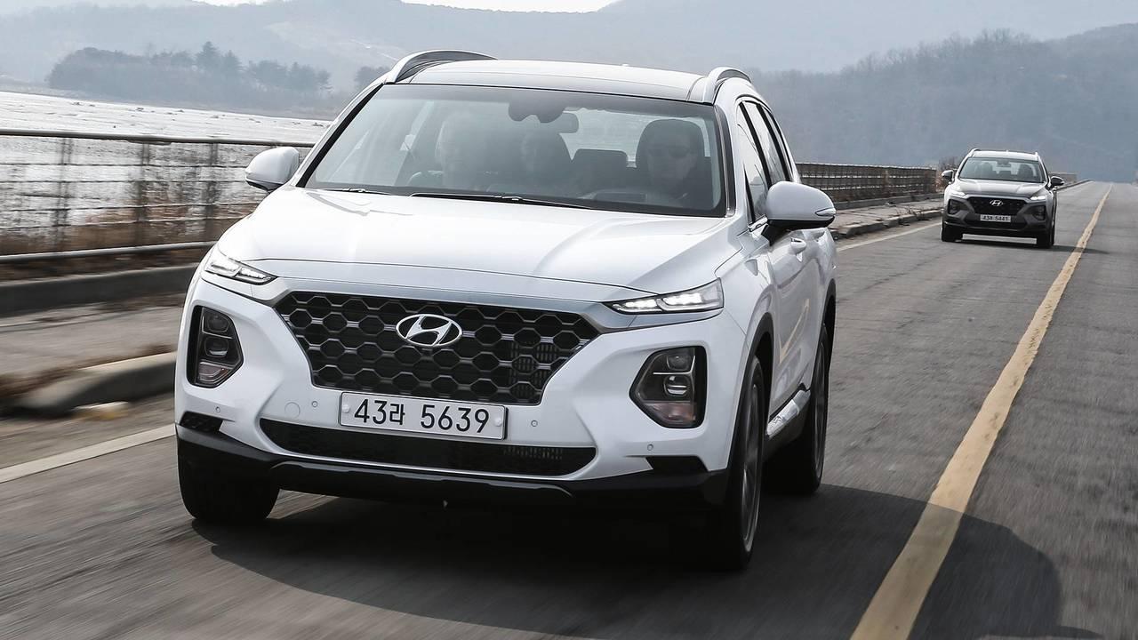 2019 Hyundai Santa Fe First Drive Reshaped Resized