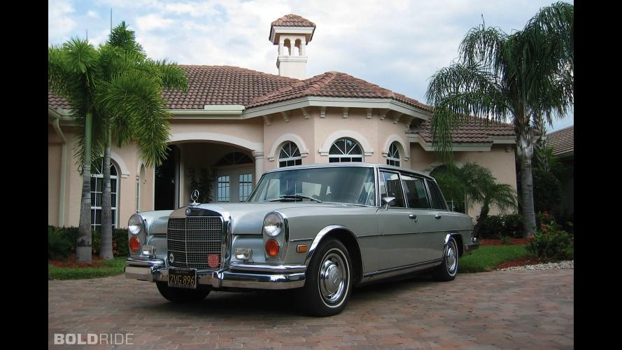 Mercedes-Benz 600 SWB Limousine