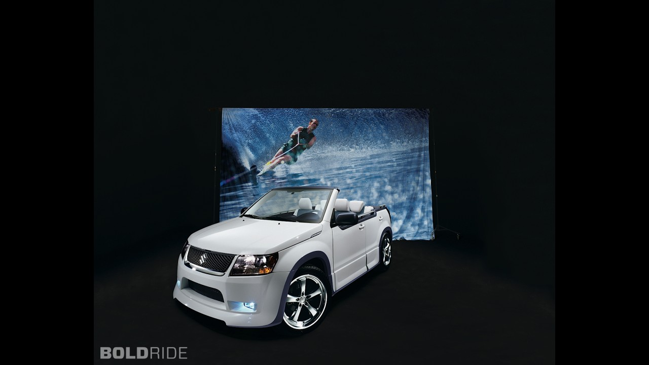 Suzuki Wave Grand Vitara Concept