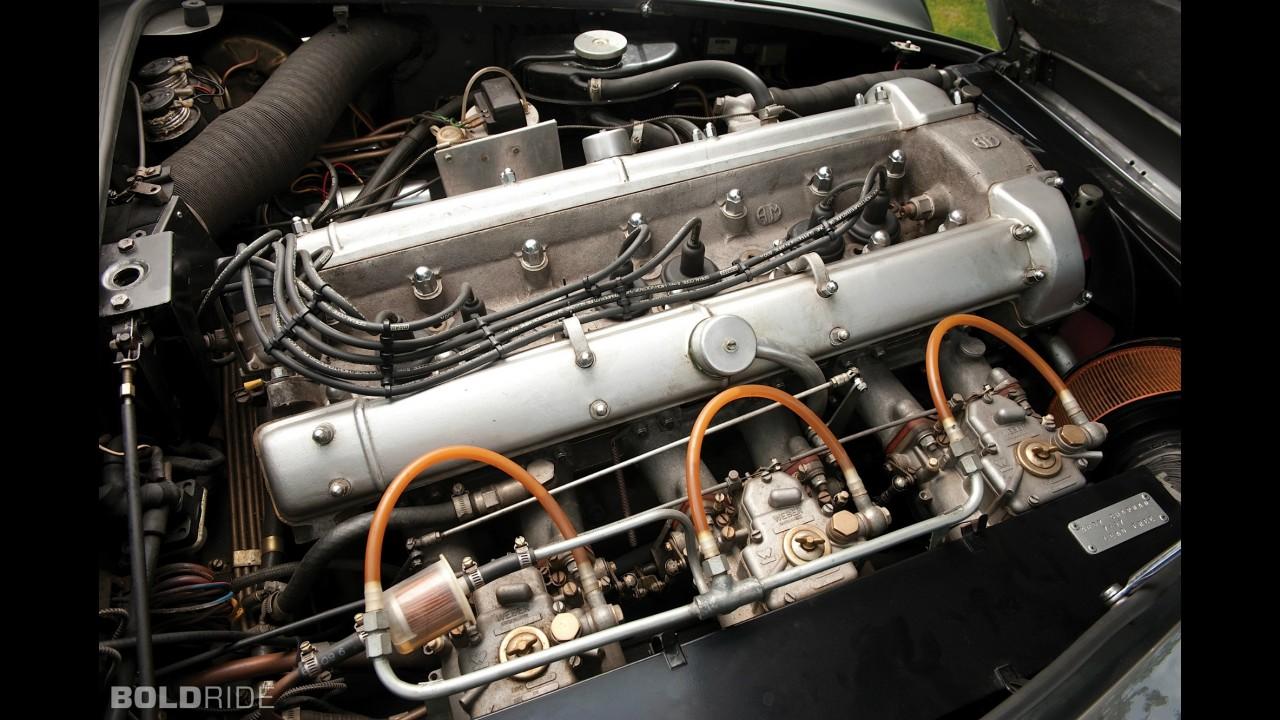 Aston Martin DB6 Mark II Vantage