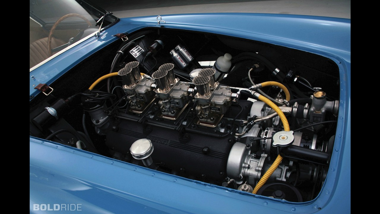 Ferrari 250 GT Berlinetta Tour de France