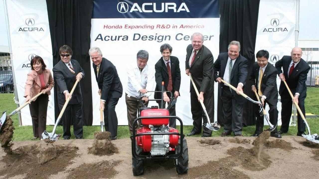 New Honda Acura Design Center