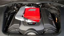 Abt Touareg VS8-R supercharged engine