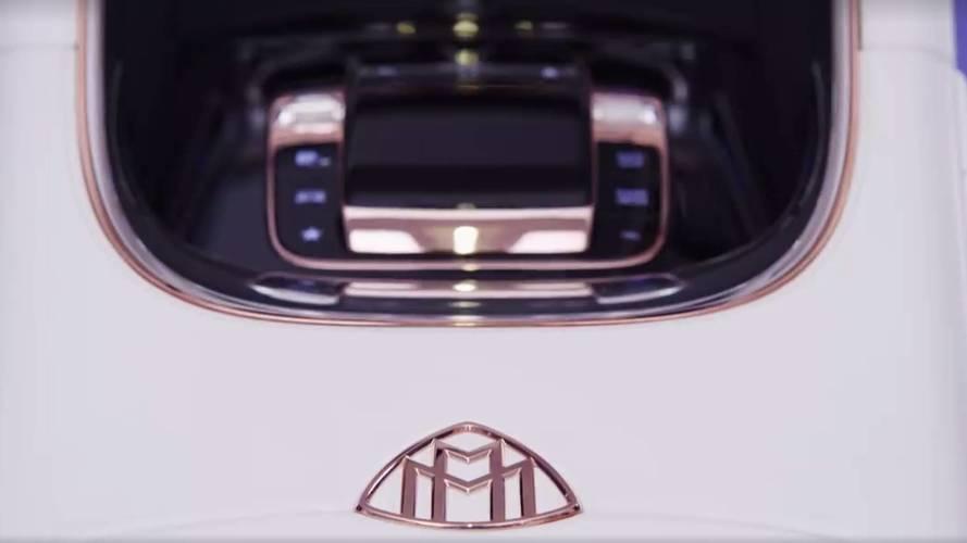 Pekingben debütál a legújabb Mercedes-Maybach tanulmány
