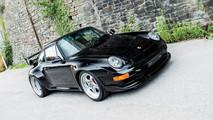 Porsche 911 GT2 1996, a subasta