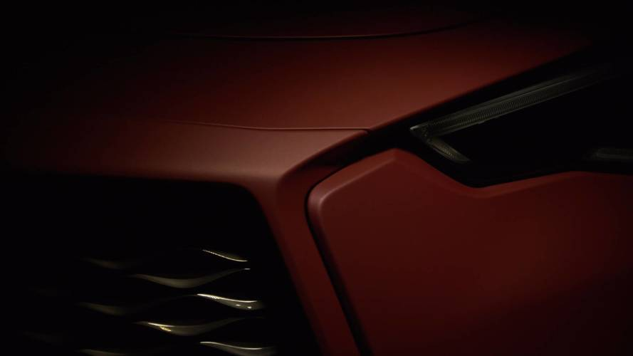 Infiniti, AMS Performance Parts ile güncellenmiş Q60'ın teaser'ını yayınladı
