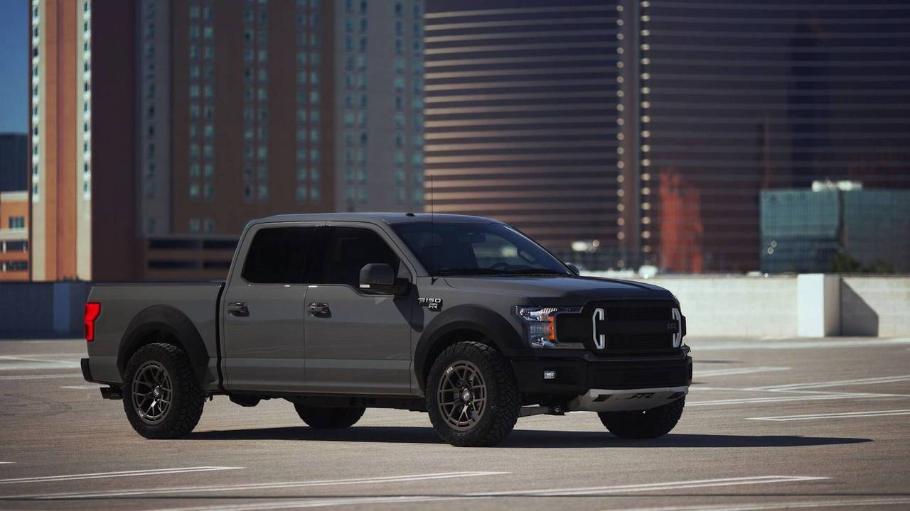 Ford F-150 RTR Muscle Truck Concept