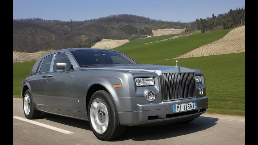 Rolls Royce Phantom: un usato da record