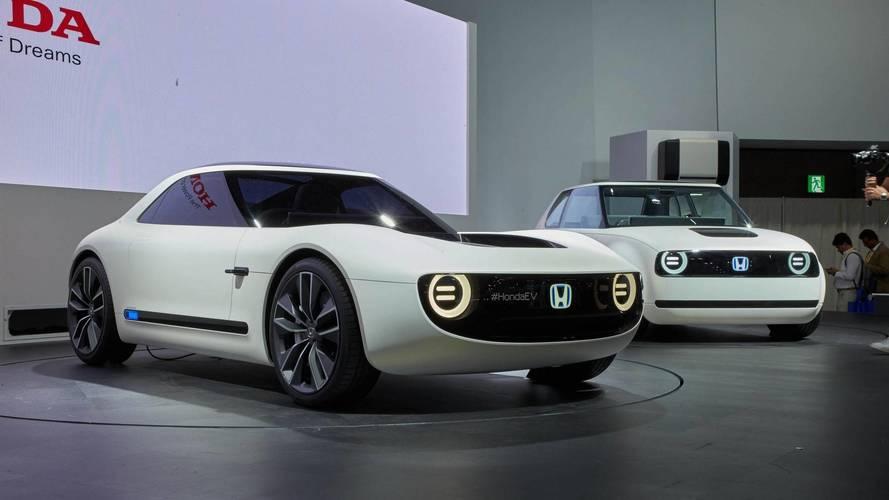 Honda promises more retro EV concepts to come