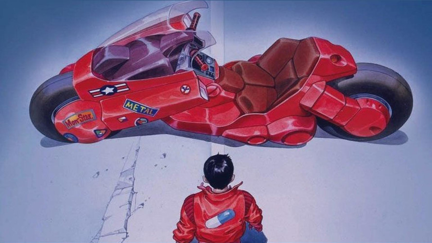 Four Fantastic and Iconic Cartoon Motorcycles