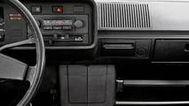 VW Golf I radio