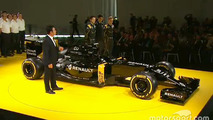 Renault says launch RS16 just a