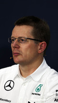 Andy Cowell, Mercedes-Benz High Performance Powertrains Managing Director om the FIA Press Conference