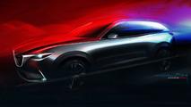 Mazda CX-9 teaser