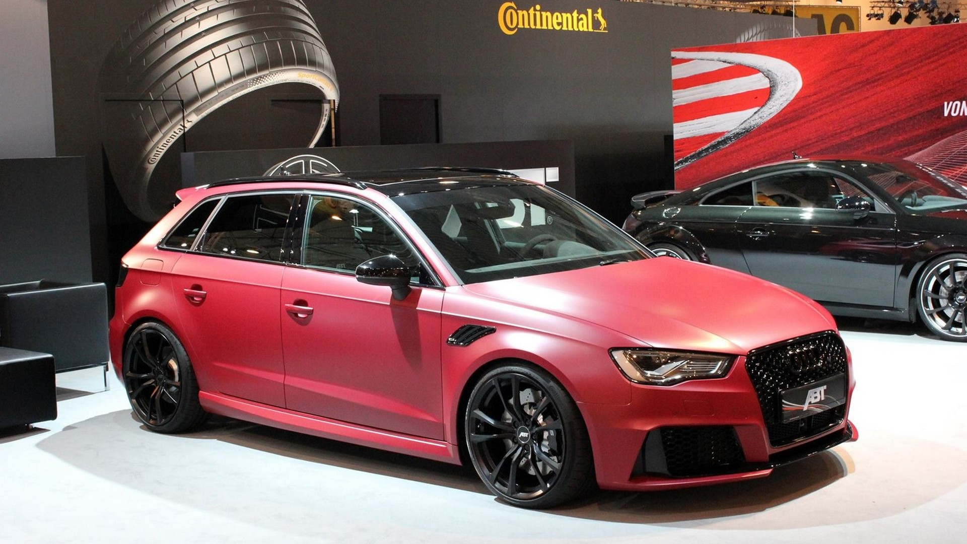 abt brings modified audi rs3 tts coupe and vw passat variant to essen. Black Bedroom Furniture Sets. Home Design Ideas