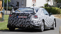Toyota FT-86 spied with changes 18.05.2011