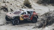 #321 Peugeot: Cyril Despres, David Castera