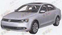 Chinese-market Volkswagen Jetta set for Shanghai debut