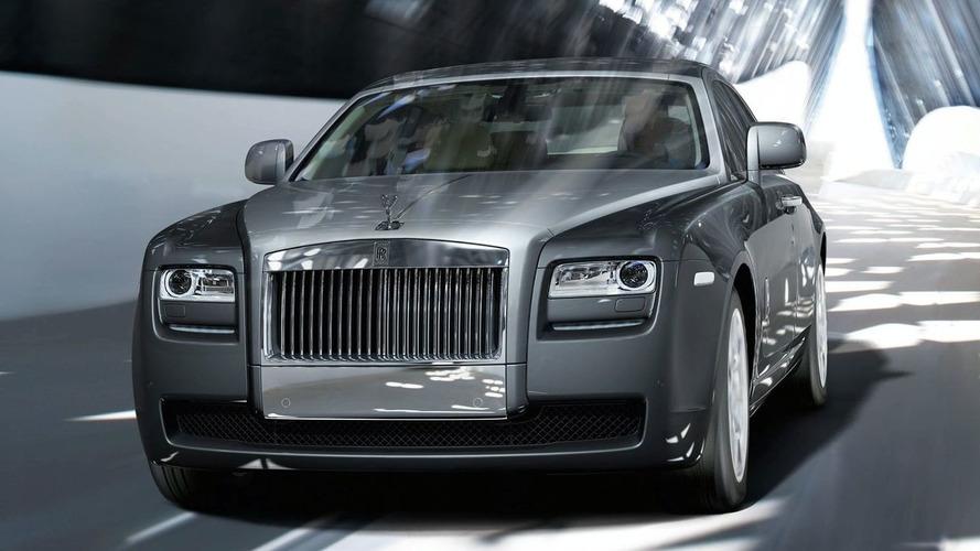 Rolls-Royce Gran Turismo under consideration - report