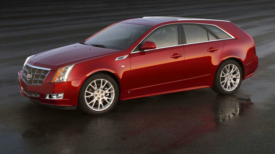 Cadillac CTS-V Sport Wagon Confirmed