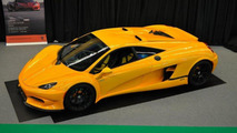 HTT plethore LC-750 live at Montreal Motor Show 24.01.2011