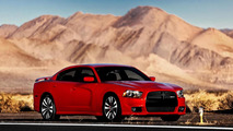 2011 Dodge Charger SRT8 - 09.2.2011