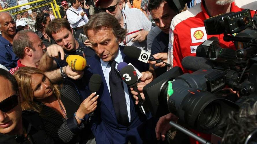 Slow teams should not be allowed in F1 - Montezemolo