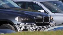 2010 BMW X5 Facelift Spy Shots