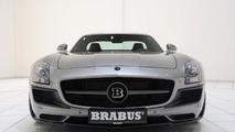 BRABUS 700 Biturbo based on Mercedes SLS AMG - 01.03.2011