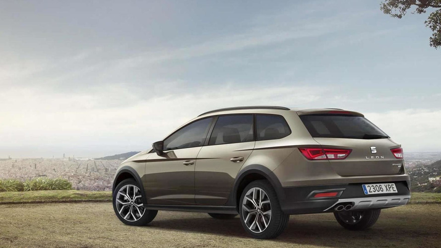 More rugged Seat Leon X-Perience introduced