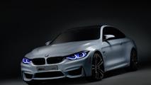 BMW M4 Concept Iconic Lights
