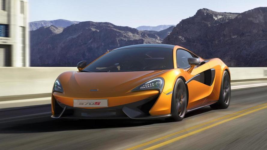 A McLaren a leggyorsabban növekvő autóipari  luxusmárka az Egyesült Királyságban