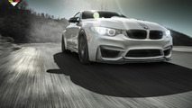 BMW M4 Coupe by Vorsteiner