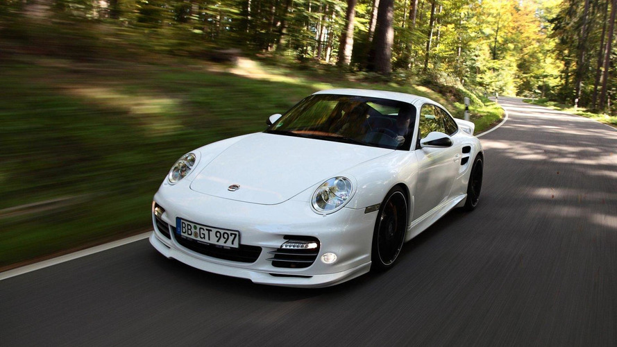 TechArts upgrades Porsche 911 Turbo power kit