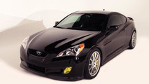Hyundai Genesis Coupe RM500 by Rhys Millen Racing 02.11.2011