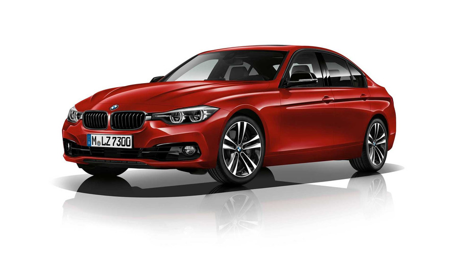 BMW 3 Series Sport Line Shadow, Luxury Line Purity, M Sport Shadow editions