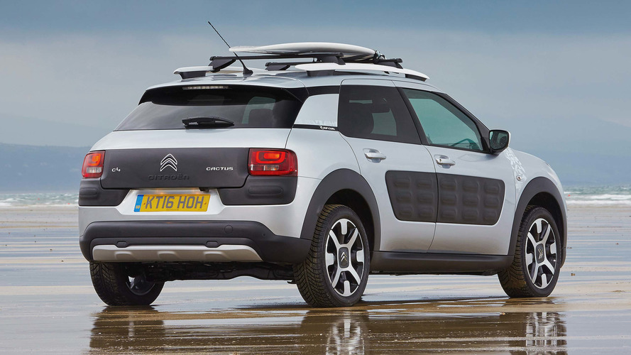 new citroen c4 cactus to ditch air bumps. Black Bedroom Furniture Sets. Home Design Ideas