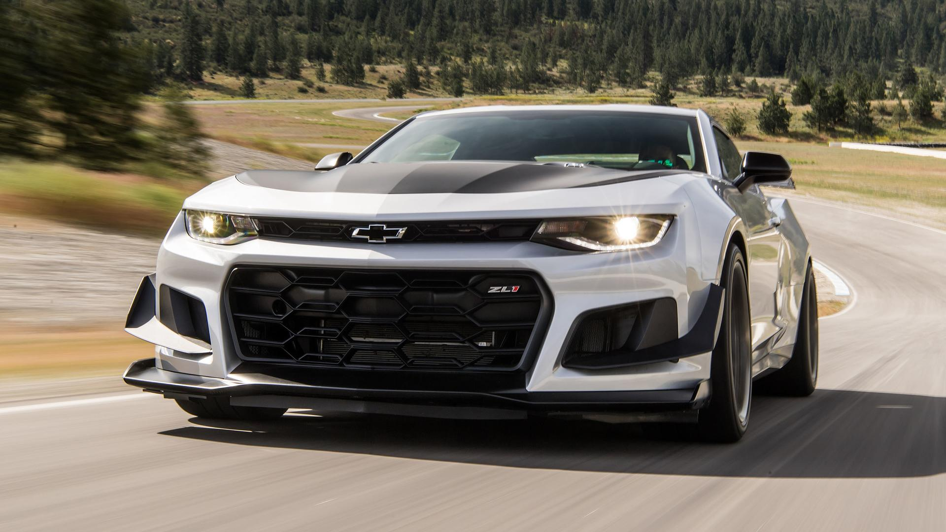 2018 Chevy Camaro Zl1 1le Not Allowed In Europe