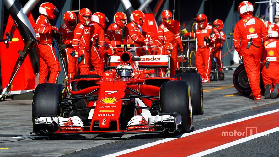 2017 F1 Australian GP