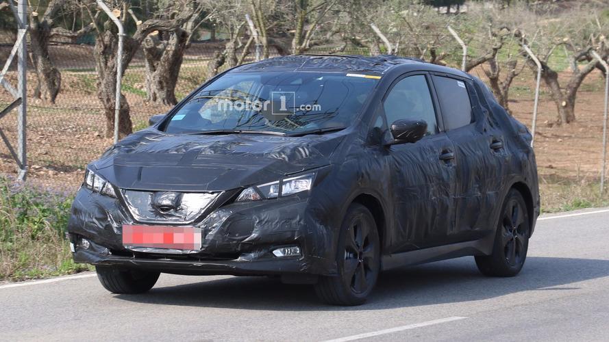 Nissan LEAF 2017: información y fotos del futuro eléctrico de Nissan