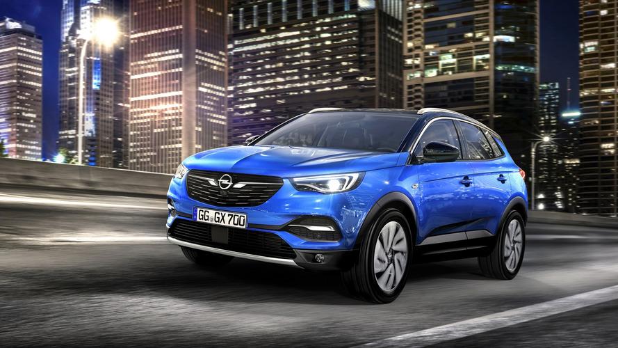Az Opel Grandland X-ben debütál az új 1.5 literes dízelmotor