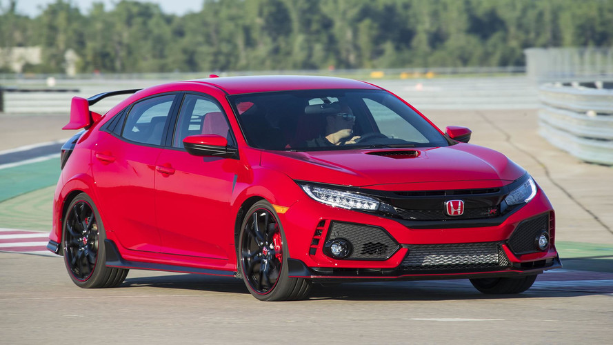 Civic Type R Awd >> Honda Civic Type R Will Likely Get More Power And Maybe Awd