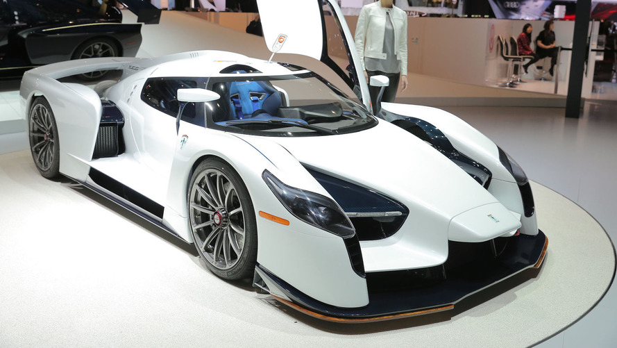 Glickenhaus will lose money on each of his £1.5m 003S hypercars