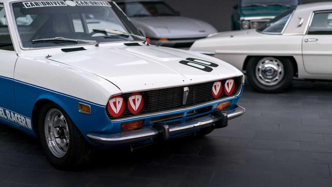 1967 Mazda Cosmo Sport 50'inci yıl dönümü