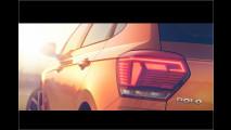 VW Polo: Erste Fotos